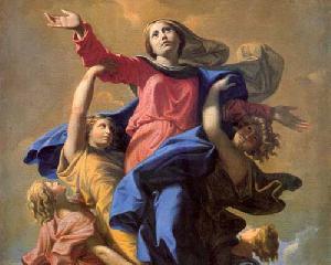 Risultati immagini per assunzione di maria