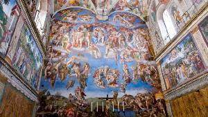 Inventore google art sogno di mostrare la cappella for Decorazione quattrocentesca della cappella sistina