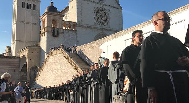 francescani assisi