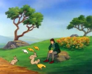 San francesco la vita a cartoni animati parte video san