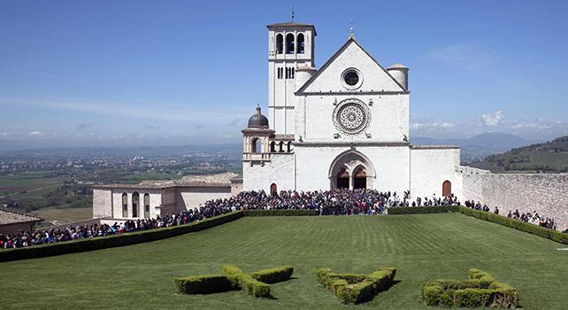monastero santa croce assisi